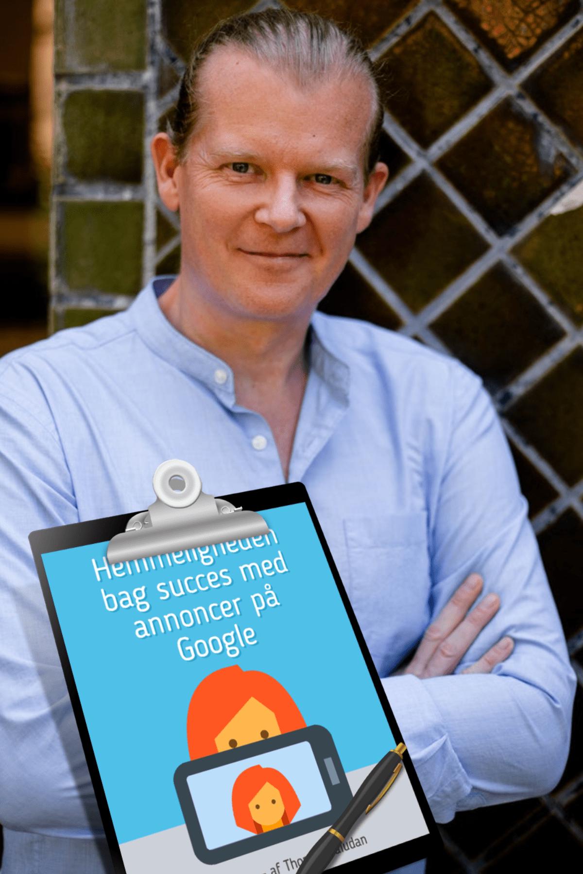 Thomas Paludans guide til succes med annoncer på Google