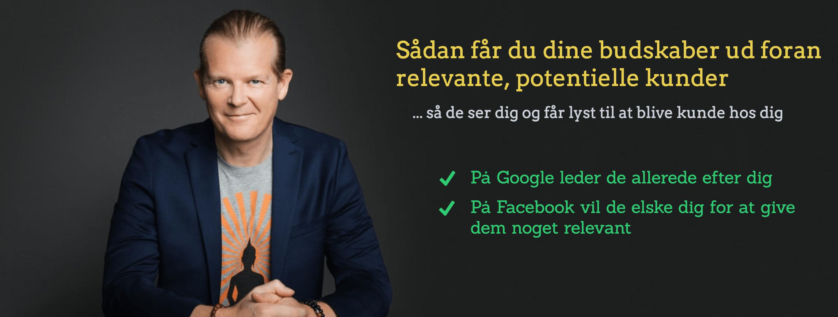 Thomas Paludans onlinekurser i at lave annoncer til Google og Facebook