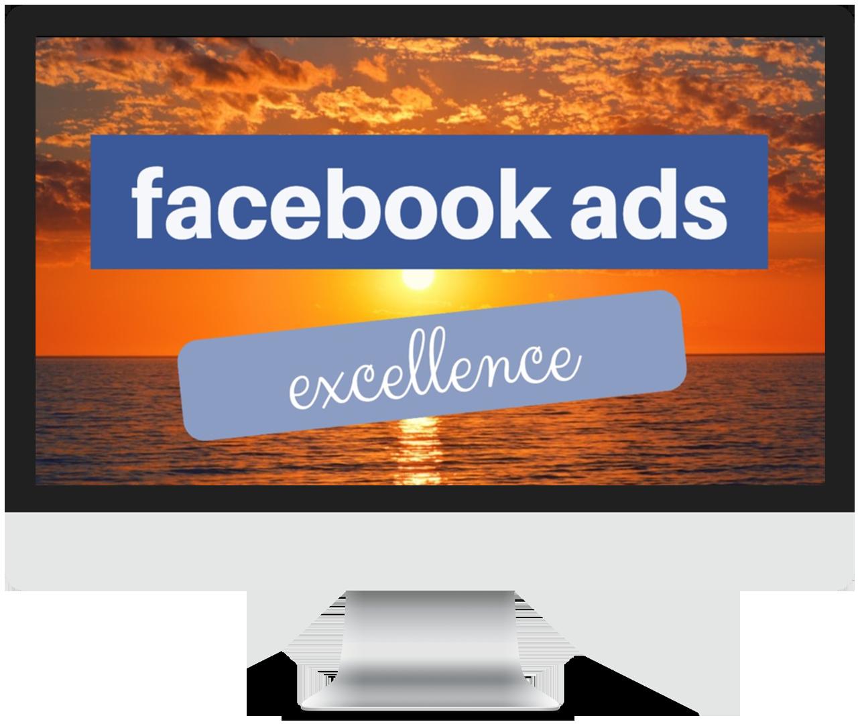 Facebook Ads Excellence onlinekursus i at lave Facebook-annoncer